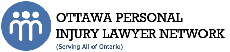 Ottawa Personal Injury Lawyer Network Logo